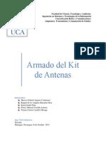 Informe Lab2-ArmdoKitAntenas