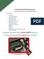 Proforma 5ta generación Tod 11 gls GLP 2013 - PROMOCIÓN
