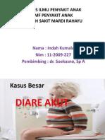 Presentasi Diare Indah Dr. Kasno