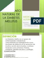 Medicina Alternativa - Diabetes