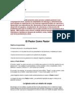 Administración Pastoral Parte 22