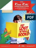 Kiwi Kids' Good Book Guide 2013