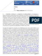 Defensor Del Pueblo (Diccionario de Derechos Humanos)