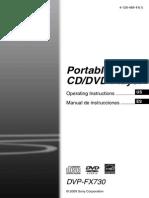 Sony Dvp Fx730