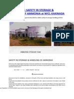 Ammonia Storage Tank.docx