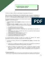 Revision Des Comptes Aspects Comptables Et Fiscaux Cours