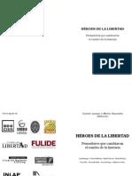 Heroes de La Libertad - Pensadores Que Cambiaron El Rumbo de La Historia VARIOS AUTORES