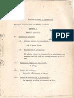 Normas Para Proyecto LT 138kV