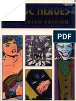 Dc Heroes Rpg (3rd Edition)
