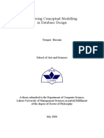 Metodologji e Projektimit DB