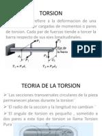 Torsion y Cizalladura de Materiales