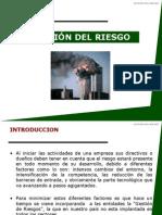 GESTIÓN DEL RIESGO - Especializacion 1