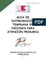 GuiaMedicosP3psicosisatencprimaria