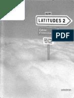 Latitudes 2 Cahier d Exercices