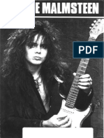 1. Yngwie Malmsteen - Reh Video Booklet