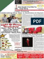 Huron Hometown News - November 21, 2013