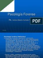 Psicología Forense 2013-2