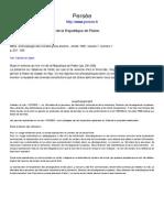 M. Meulder, Ruse et violence au livre VIII de la République de Platon