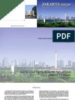 Peraturan Daerah Provinsi DKI Jakarta Nomor 1 Tahun 2012 Tentang Rencana Tata Ruang Wilayah Jakarta Tahun 2030