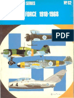 Osprey - Aircam Aviation Series S02 - Finnish Air Force 1918-1968