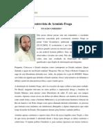 Textos IL - Colaboradores - A entrevista de Armínio Fraga