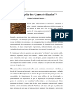 Textos IL - Colaboradores - A melopéia dos juros civilizados