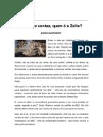 Textos IL - Colaboradores - Col - MG - AFINAL DE CONTAS, QUEM É A ZELITE