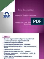 Gobernabilidad en El Peru