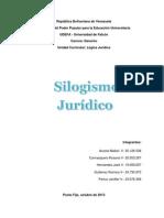 Silogismo Jurídico GRUPO NO. 2