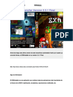 ZXBInstaller Version 3.3.1 Final