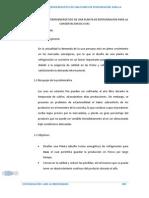 DESARROLLO Y DISEÑO TERMOENERGETICO DE UNA PLANTA DE REFRIGERACION PARA LA CONSERVACION DE UVAS