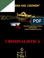 Escena Del Crimen Uni Piura