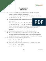 Statistics(IX)