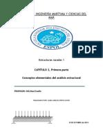 Estructuras reticulares informe
