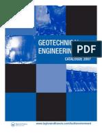 Daftar Buku Referensi Geoteknik 2007