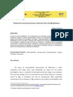 2010 Verdade e Racionalidade Comunicativa Em Habermas Filocom