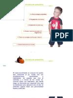 Escalera de Autoestima Diapositivas