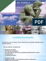 LULUCORTES  UNIDAD II EL MÉTODO DE LA FILOSOFÍA
