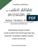 Arsip Kreasi Anak Muslim III