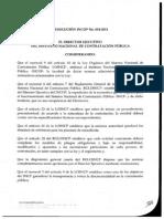 RESOLUCIONINCOPNo054-2011