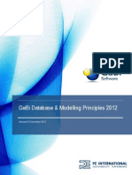 Gabi Modelling Principles