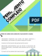 PENSAMIENTO Complejo Expo