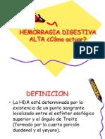 HDA. Dra Alba