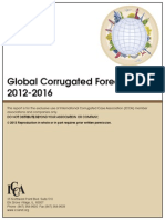 Global Corrugated Forecast 2012-2016