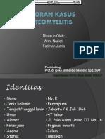 Lapkas osteomyelitis