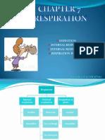 Chapter 7 Respiration Bio f4