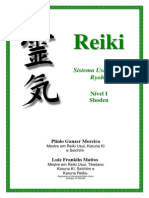 Manual Do Reiki I