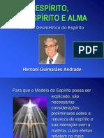 Espírito, Períspito e Alma, explicações em powerpoint