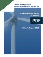 Advisors Report 2010