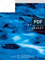 Streams in the Desert by L. B. Cowman, excerpt